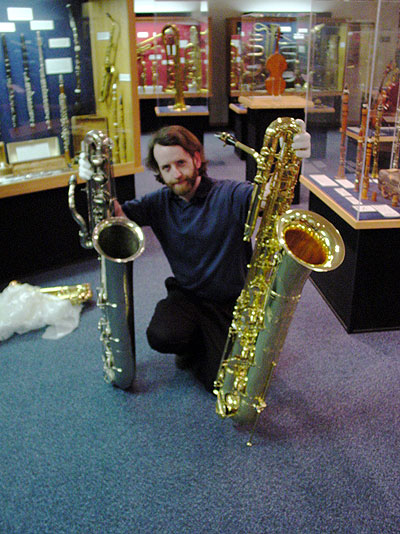 jay c easton saxophone family gallery